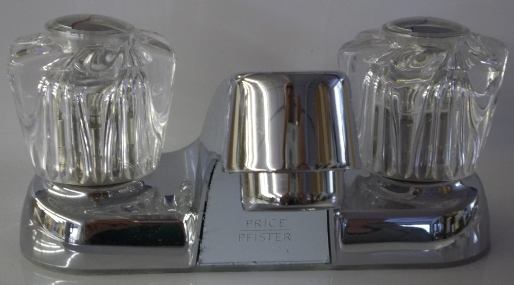 Price Pfister lav faucet $49.99