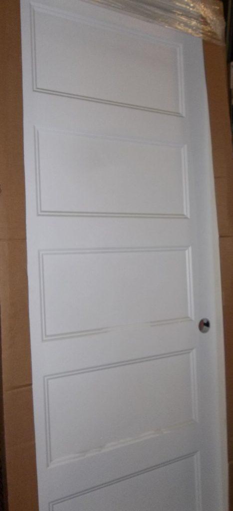 Interior Door Unit - 5 Panel