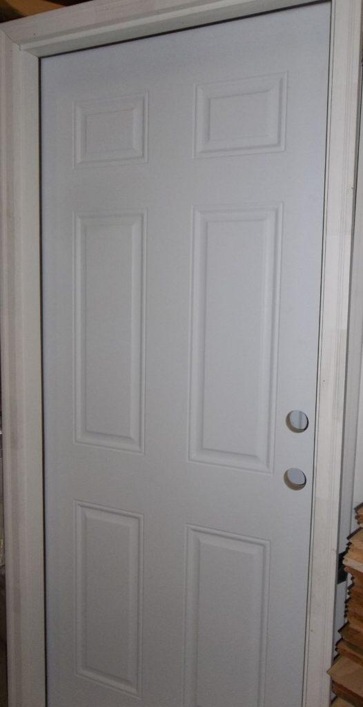 Panel Steel Door Unit
