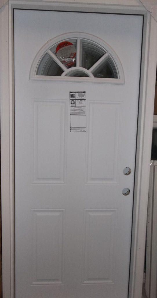 Fanlite Exterior Door Unit